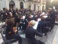 Piazza Costituzione- concerto orchestra Teatro Lirico