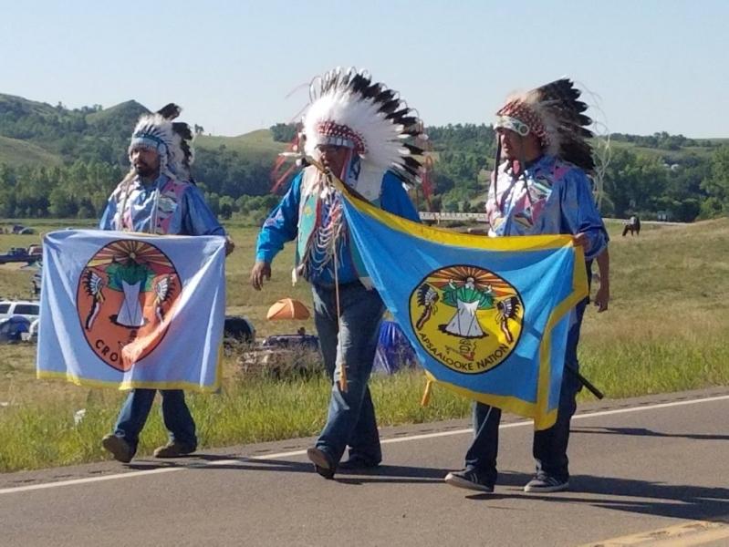 Risultati immagini per sioux oleodotto