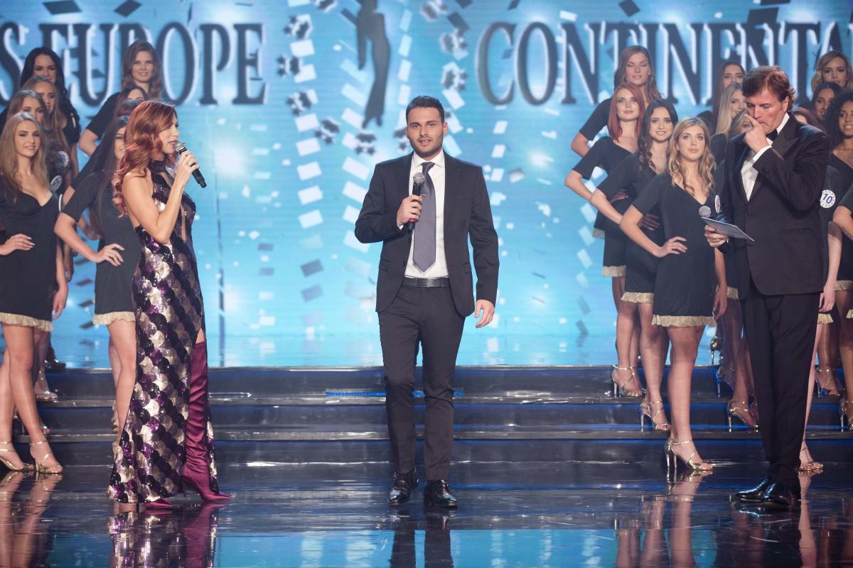 Risultati immagini per Miss Europe continental napoli